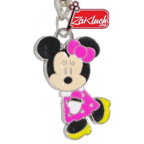 Мини Маус с розова панделка