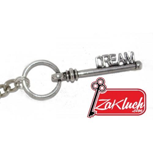 Старинен ключ с надпис DREAM