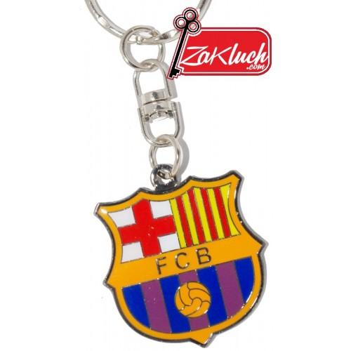 Барселона - метален ключодържател