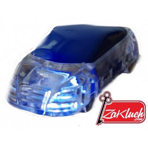 Светещ автомобил