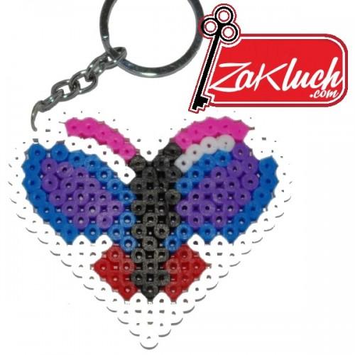 Голямо сърце - ключодържател