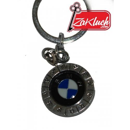 Автомобилен ключодържател за BMW със зодиакални символи