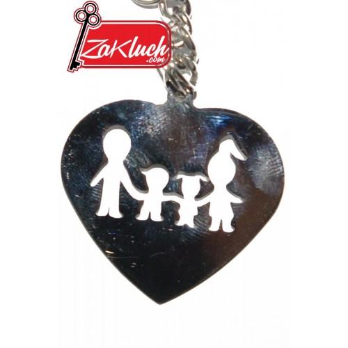 Семеен подарък - четиричленно семейство