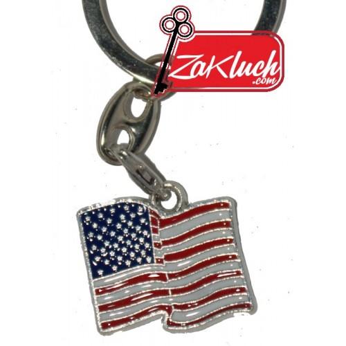Американското знаме - ключодържател