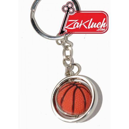 Баскетболна топка - ключодържател