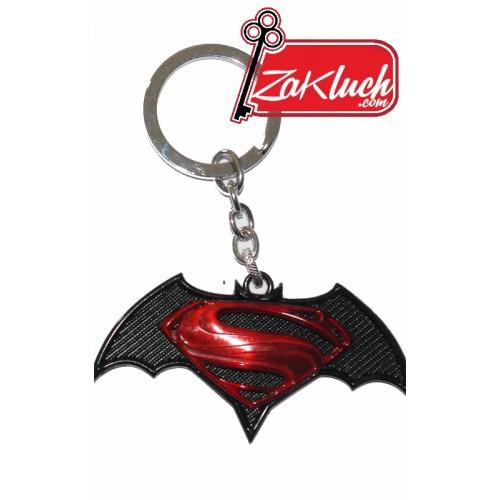Батман - Супермен - ключодържател за деца