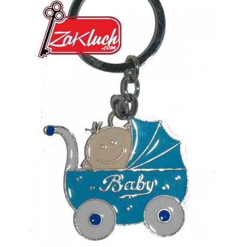 Бебешка количка с бебенце - момченце