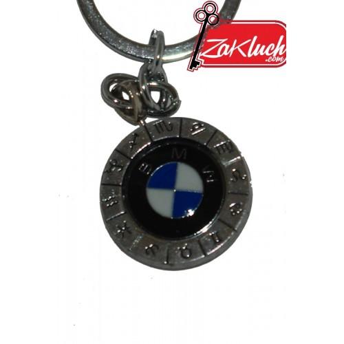 Нов модел ключодържател за автомобили BMW