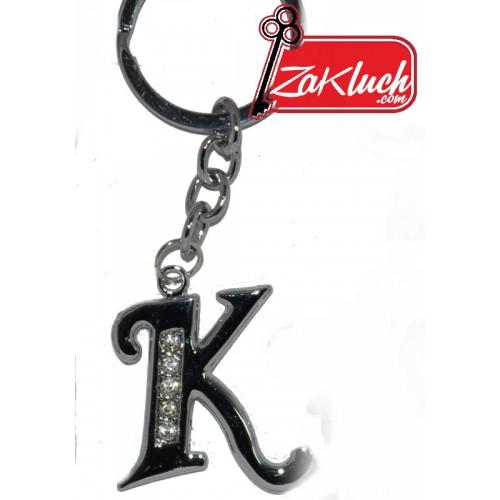 Буквата К - ключодържател