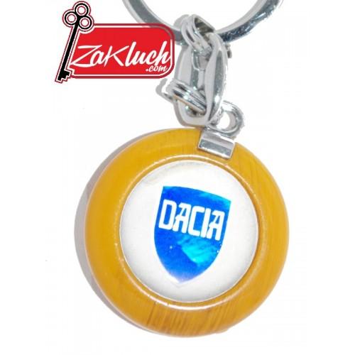 Дачия - ключодържател за румънските автомобили Dacia