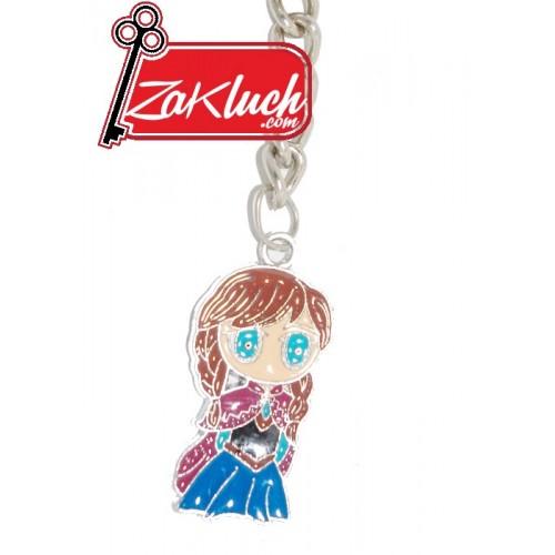 Детски ключодържател - момиченце