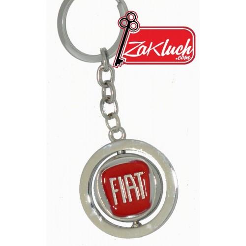 Фиат - новата емблема - ключодържател