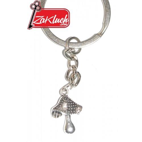 Гъбка - метален сувенир
