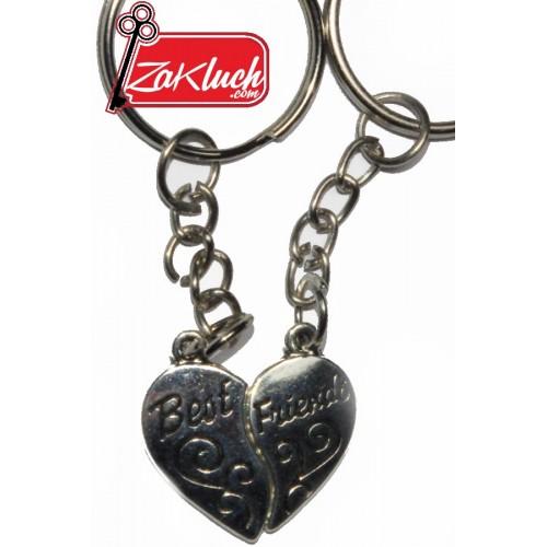 Подарък за влюбени - handmade ключодържател