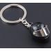 Черна каска - ключодържател - 3d ключодържател