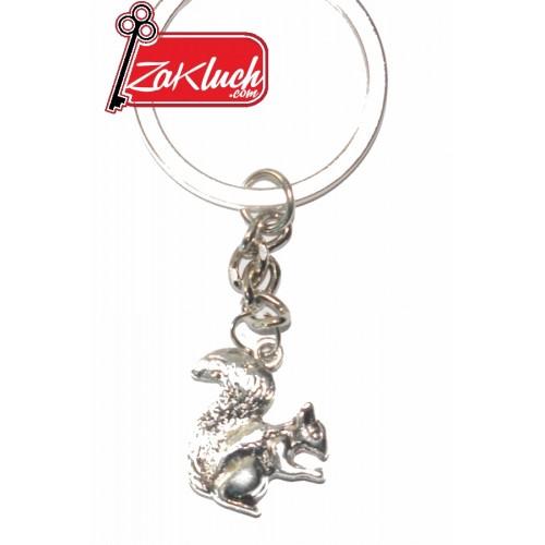 Катерица - метален сувенир