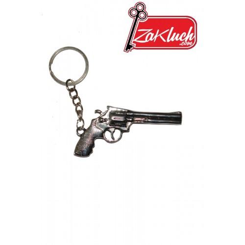 Масивен ключодържател - каубойски пистолет
