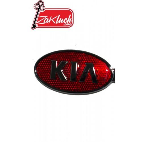 KIA - червен ключодържател