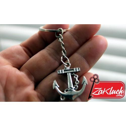 Морска котва - Класически ключодържател