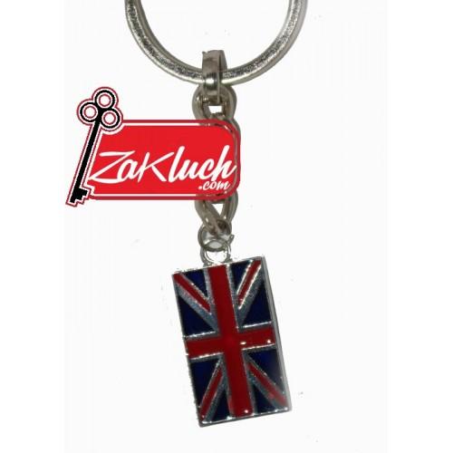 Ключодържател - английското знаме