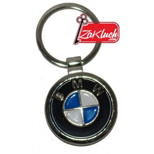 Масивен метален ключодържател за автомобили BMW