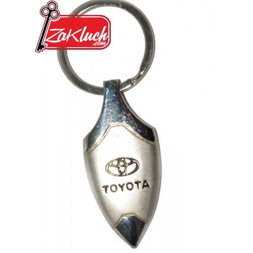 Масивен ключодържател за автомобили Toyota