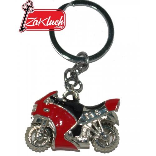 Метален ключодържател - мотоциклет