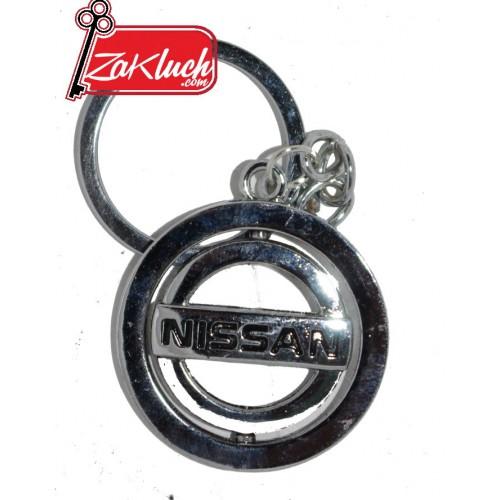 Nissan - въртящ се ключодържател