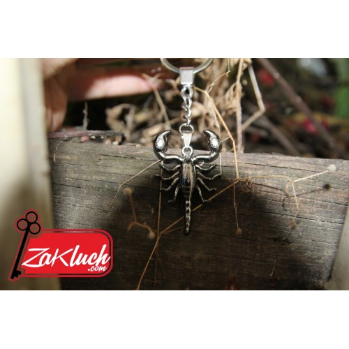 Луксозен ключодържател - скорпион