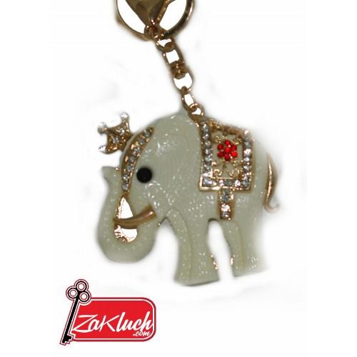 Слон - уникален ключодържател