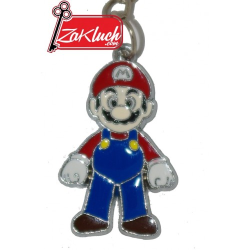 Супер Марио - детски ключодържател