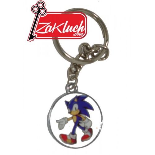 Super Sonic - детски ключодържател