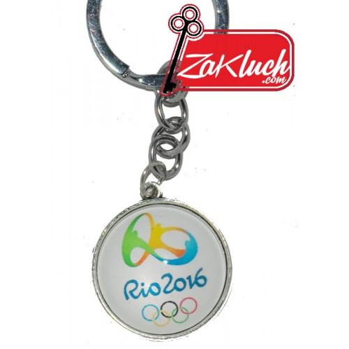 РИО -  сувенир от летните олимпийски игри през лятото на 2016 г.