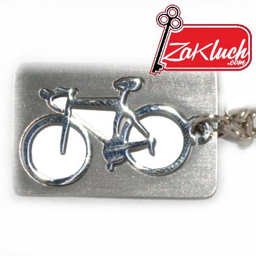 Велосипед - луксозен ключодържател за вело любители
