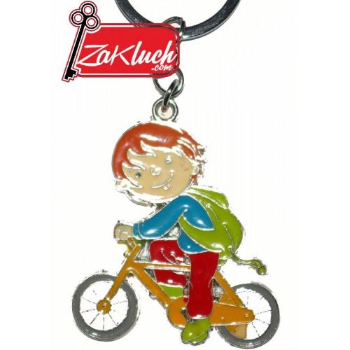 Веселяк - велосипедист