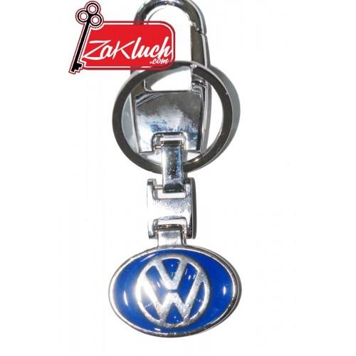 Нов модел метален ключодържател за VW