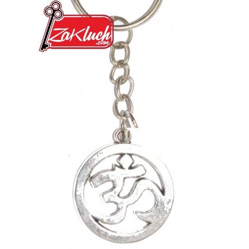 Йога - метален сувенир
