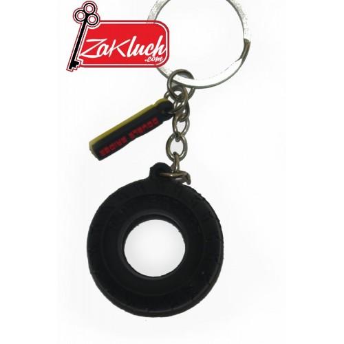 Задна мотоциклетна гума - гумен ключодържател