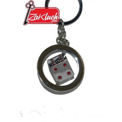 Зарче - метален ключодържател, въртящ се