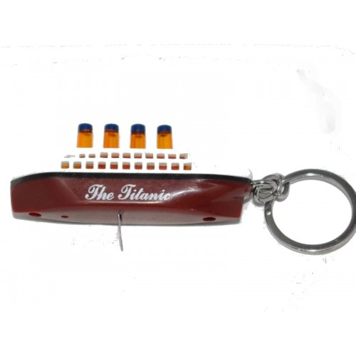 Ключодържател - Корабче