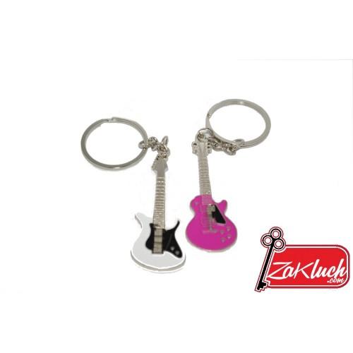 Луксозен ключодържател - китари