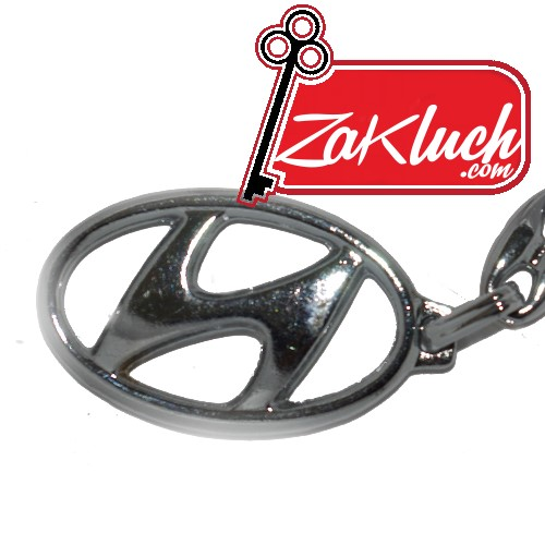 Ключодържател за автомобили Hyundai