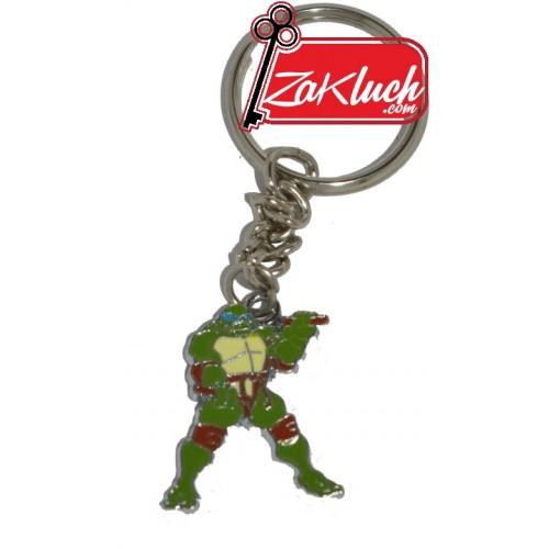 Микеланджело - костенурките нинджи - ключодържател