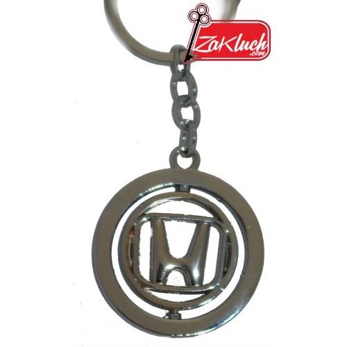 Honda  - въртящ се автомобилен ключодържател