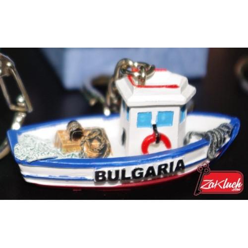 Кораб с надпис България